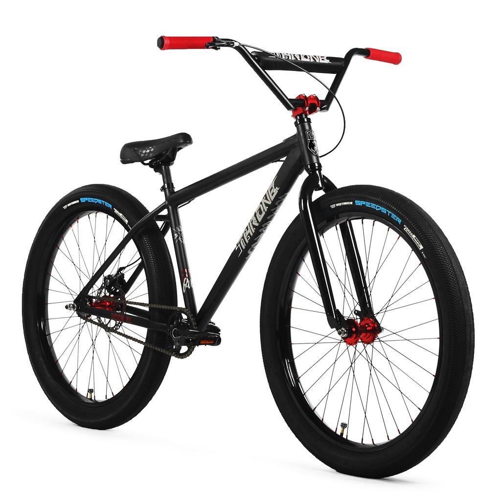 The Goon Xl black bmx bike