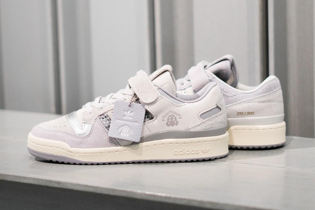 adidas footpatrol forum 84 low sneakers