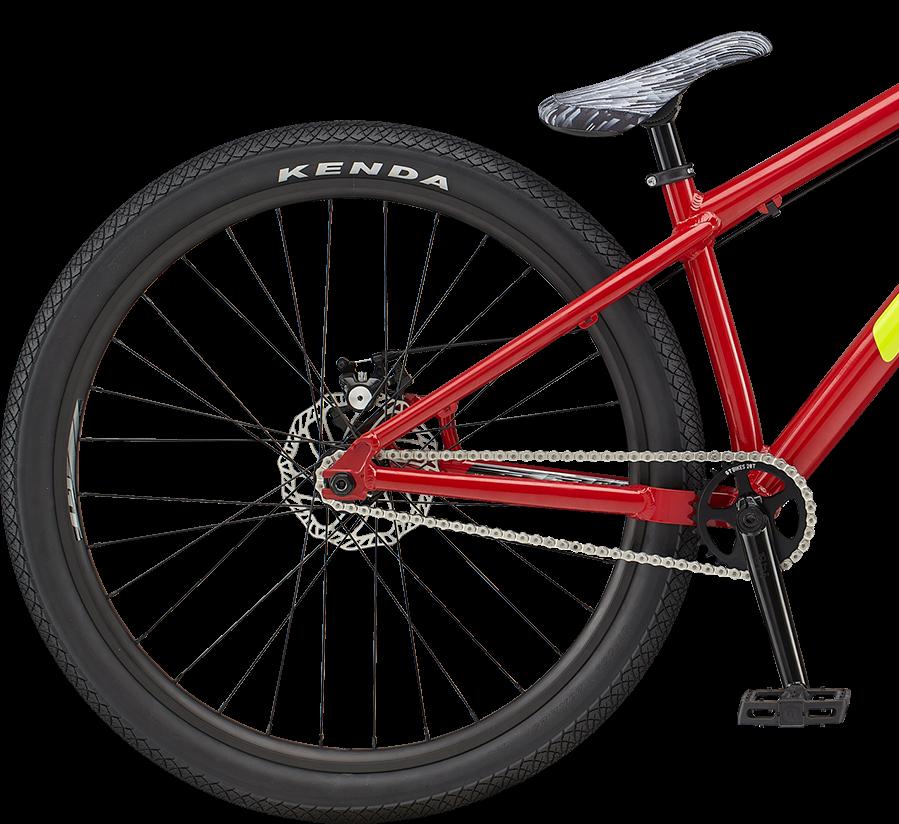 2021 GT labomba rigid rear wheel