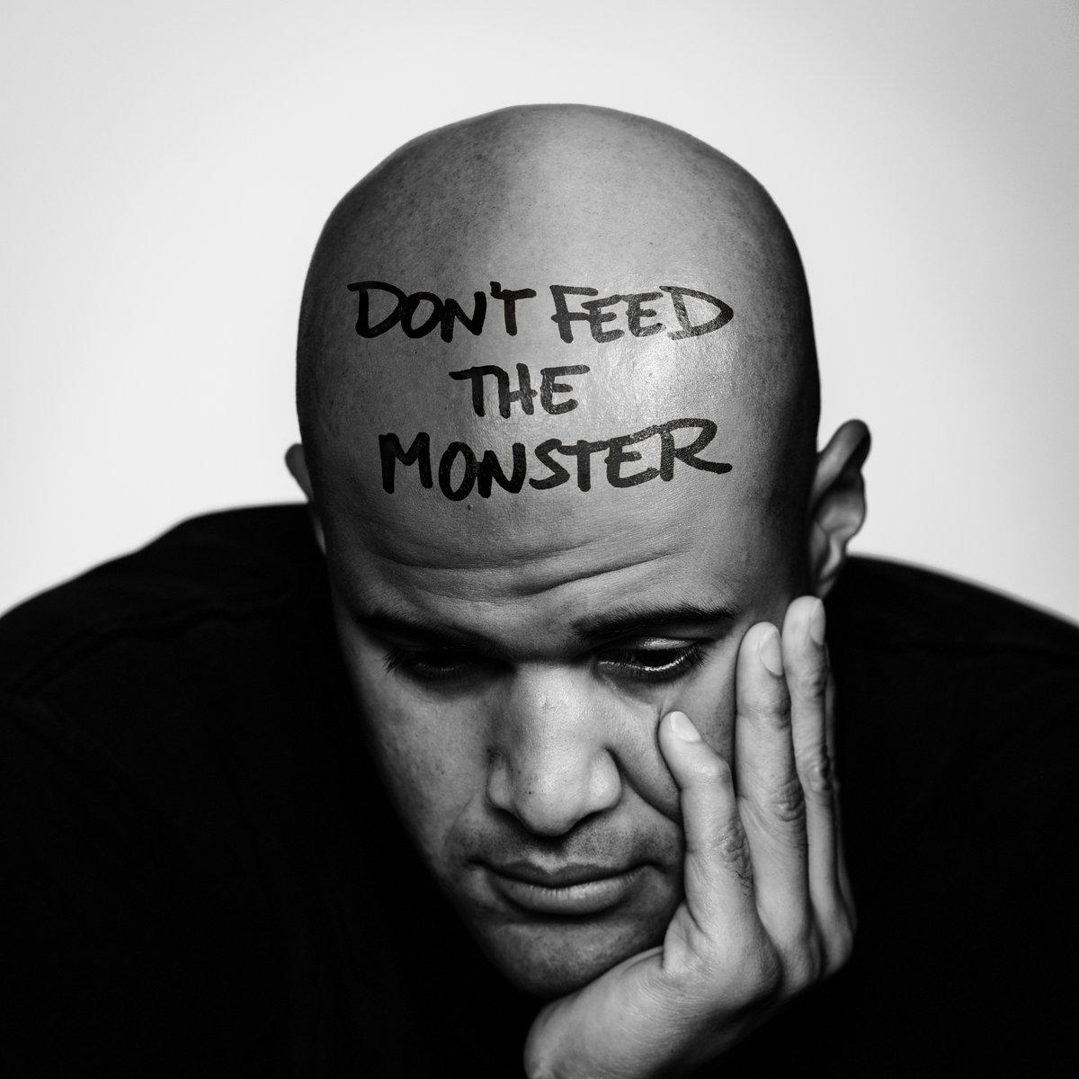 don't feed the monster, homeboy sandman