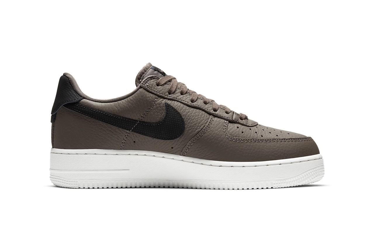 Nike Air Force 1 Craft ridgerock side