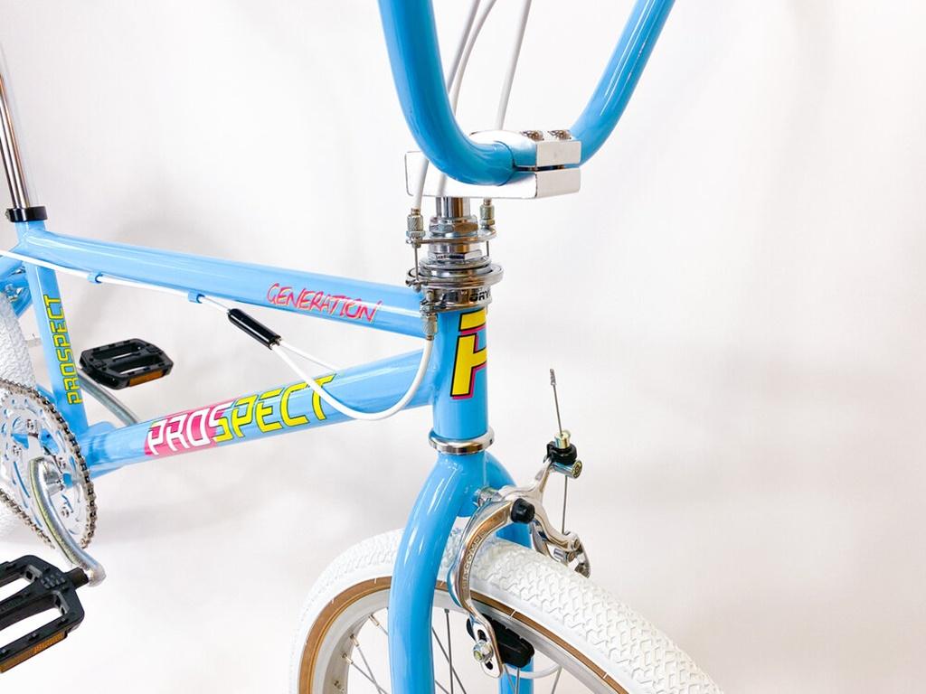 prospect bicycles generation bmx freestyle bike