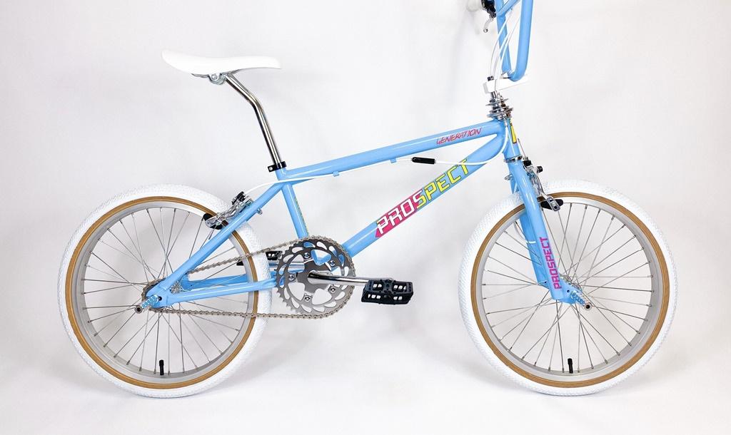 prospect bikes generation bmx
