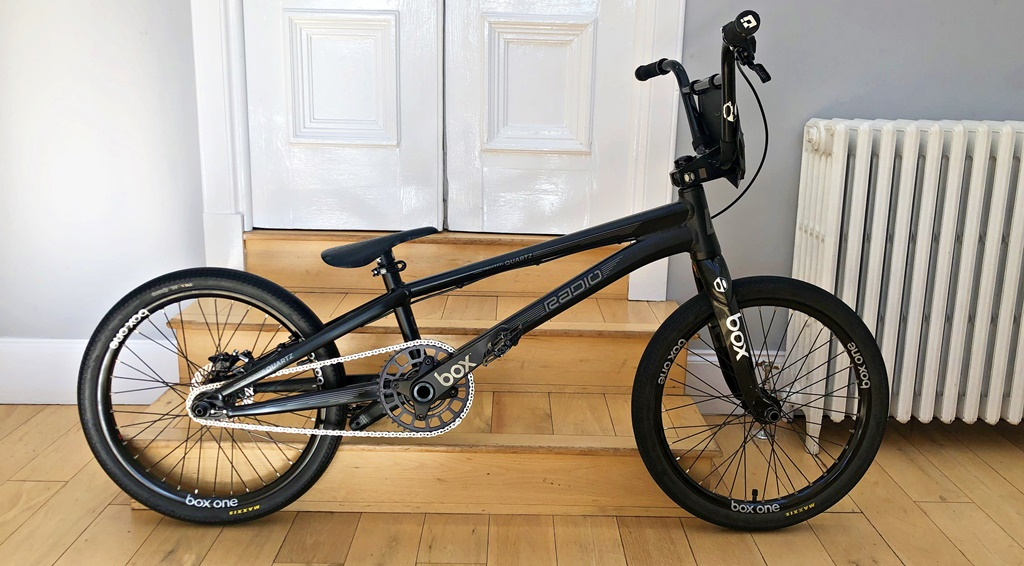 radio quartz bmx bike 2021