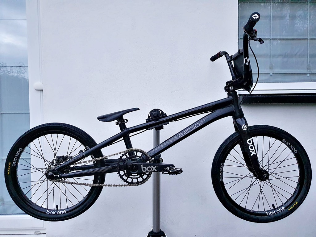 Radio bike quartz bmx bike