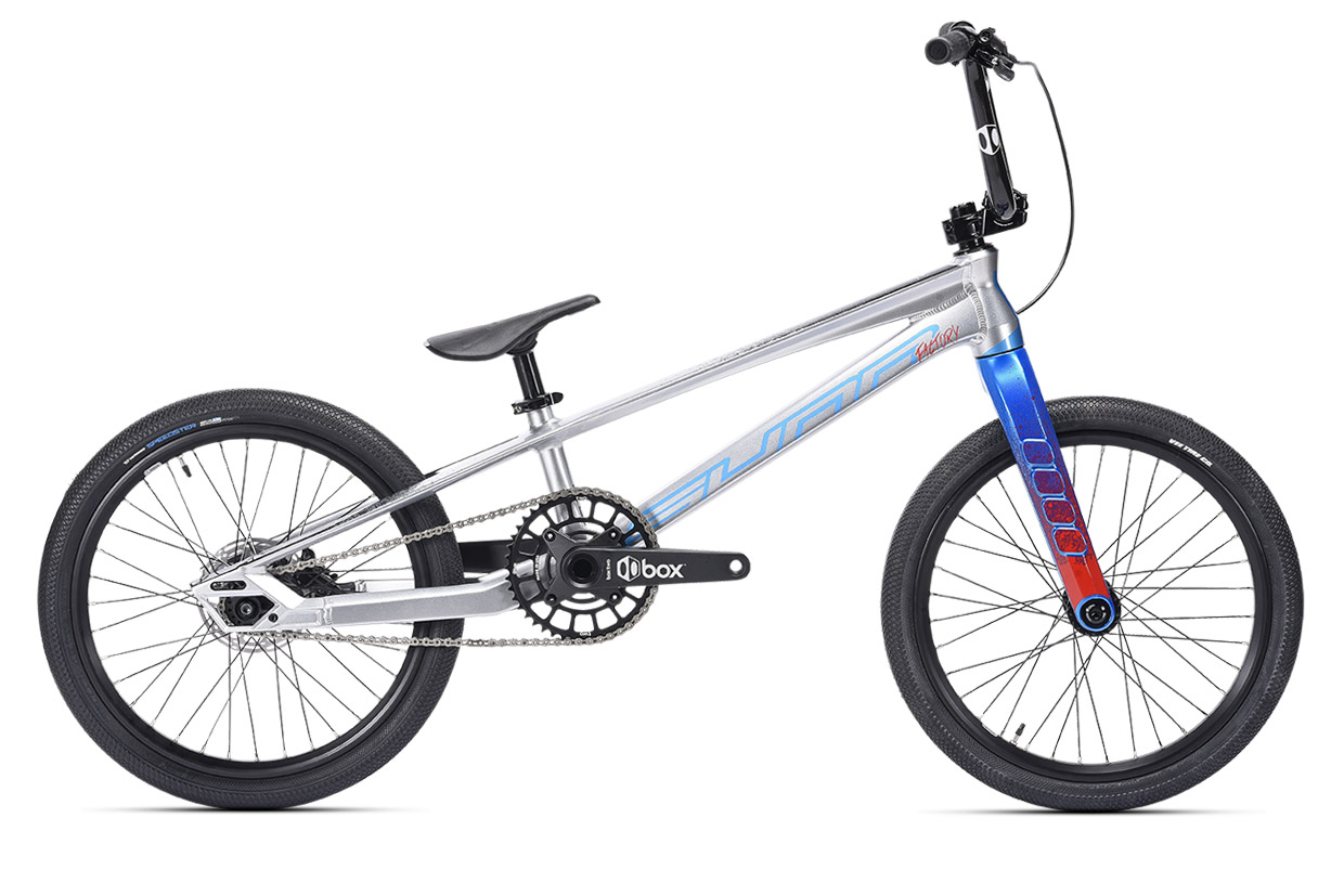 Sunn Royal Factory BMX race bicycle