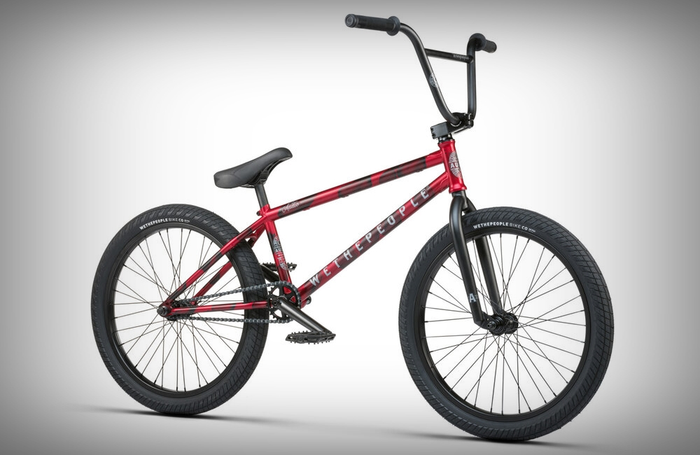 wethepeople audio 22in bmx