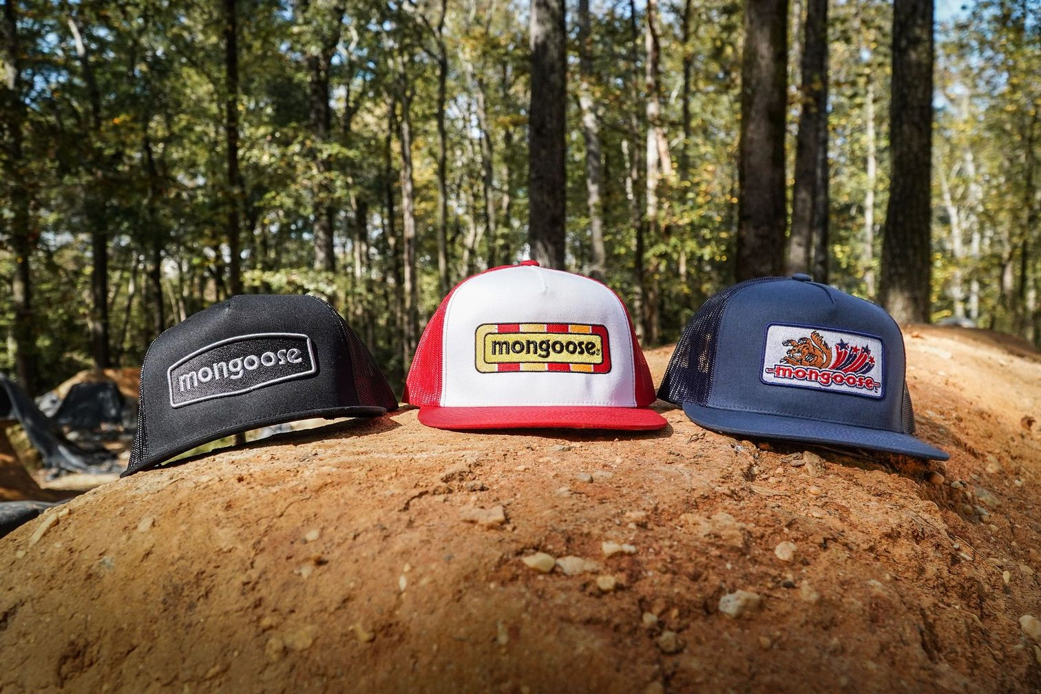 mongoose hats