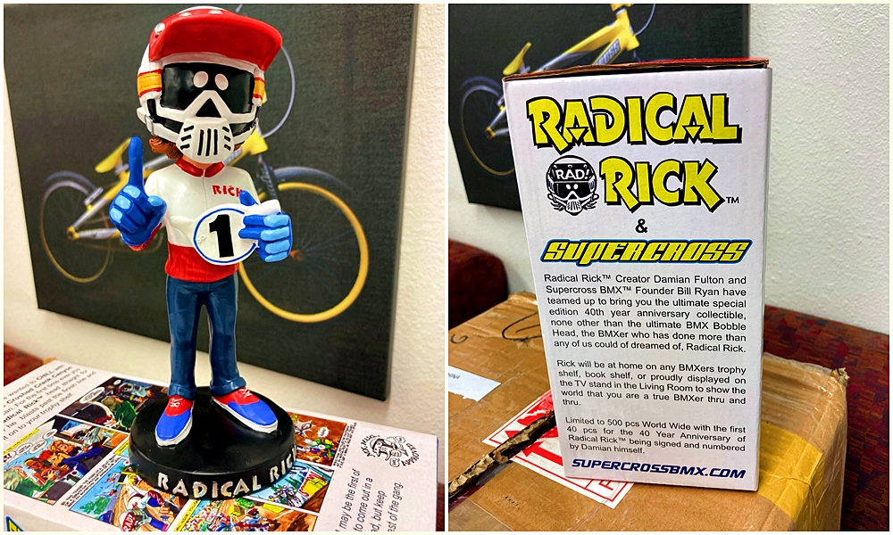 radical rick bobble head supercross