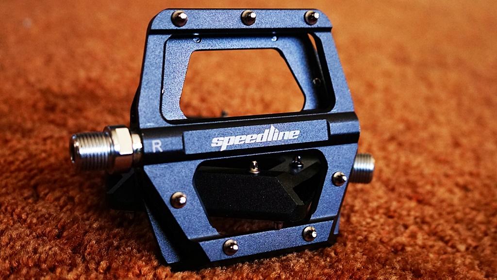 speedline ultra thins pedals