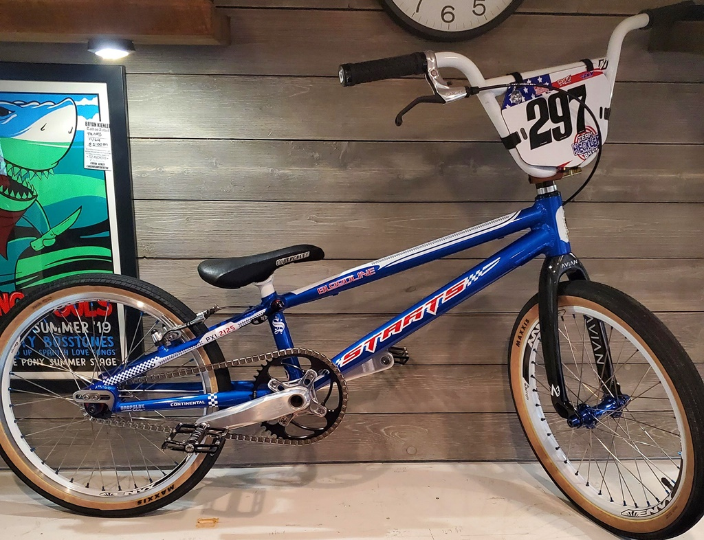 stasts bloodline pro xl bmx bike