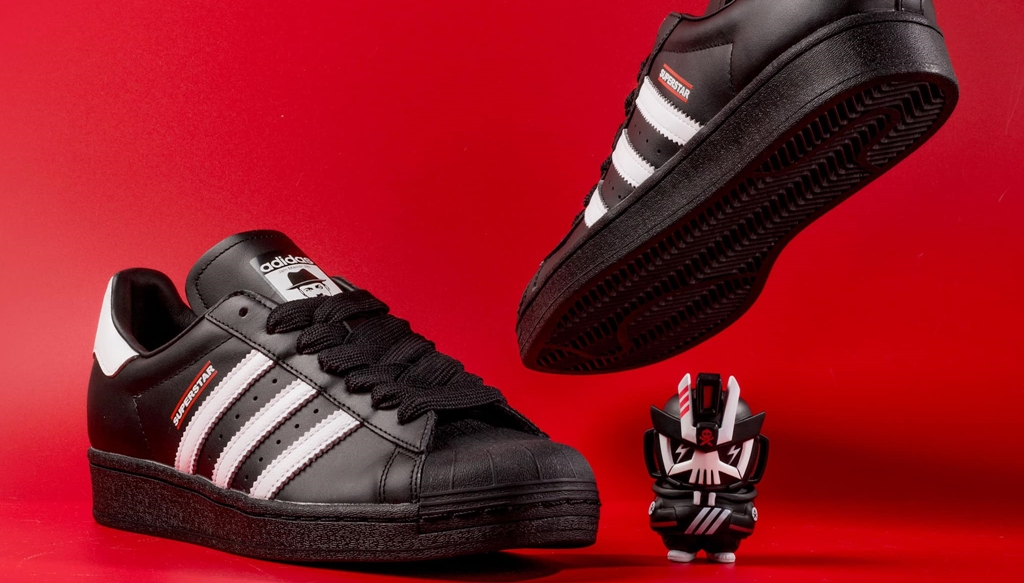 adidas superstars run dmc