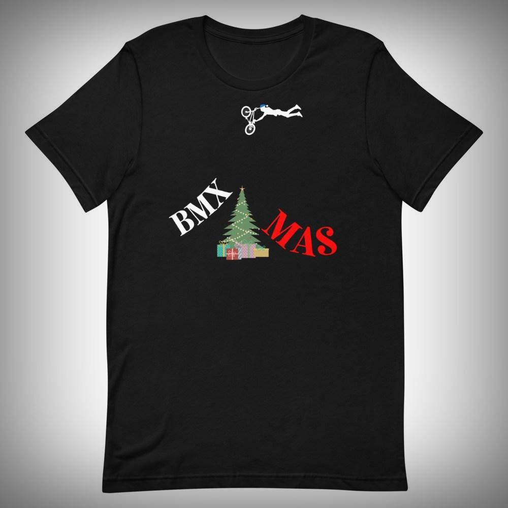 bmx-mas Funny Christmas shirt