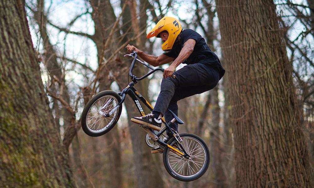 crazy al cayne sugar cayne bmx bike