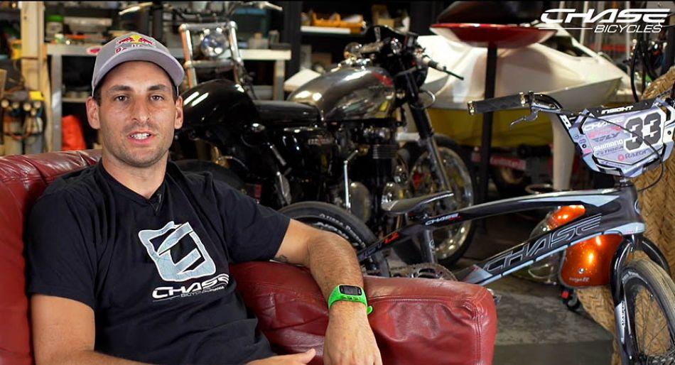 Chase BMX Joris daudet