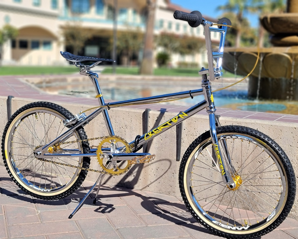 l&S creation 1991 bmx bike