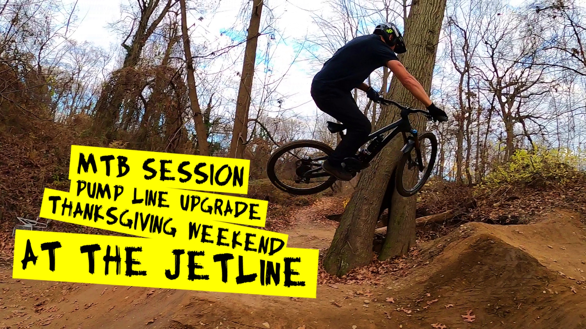 Jetline Thanksgiving MTB Session