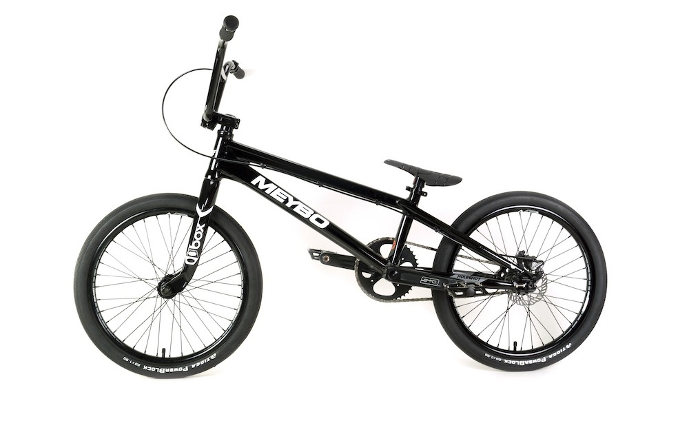 meybo holeshot bmx racing bike