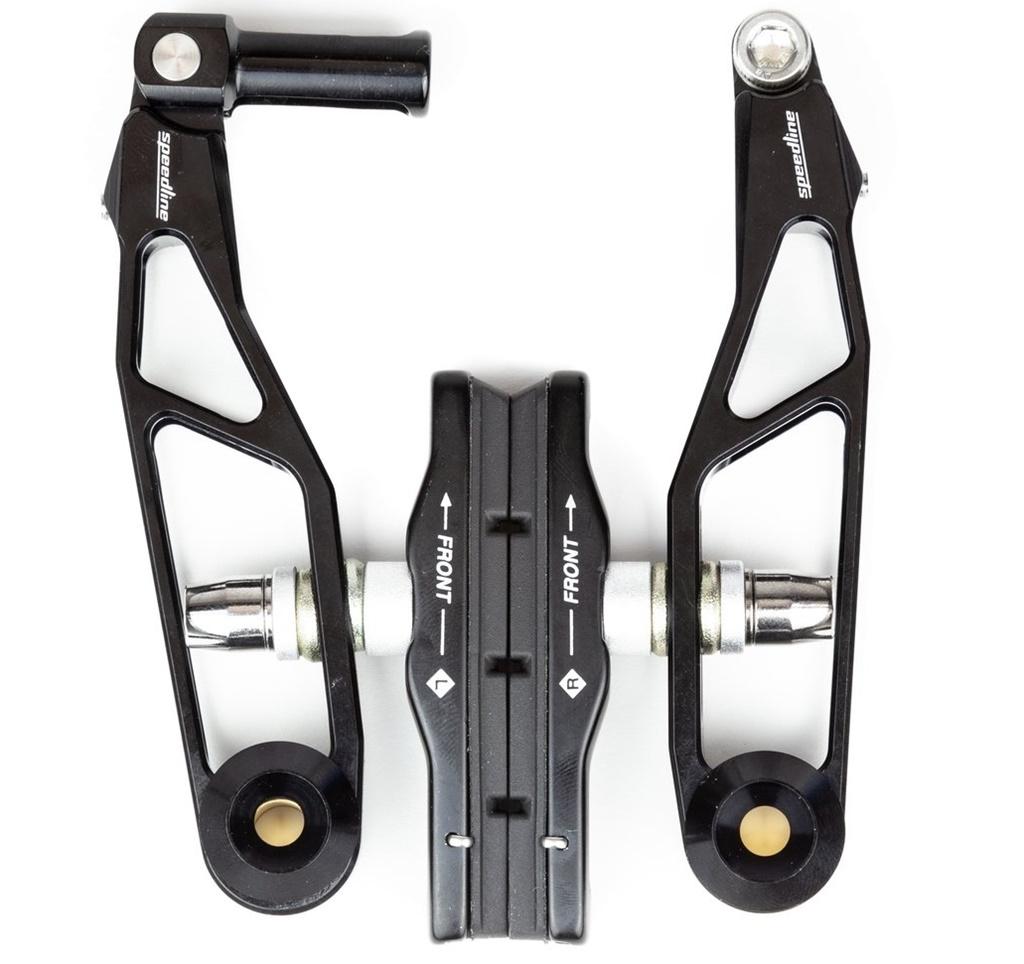 speedline ultralight bmx V-brakes
