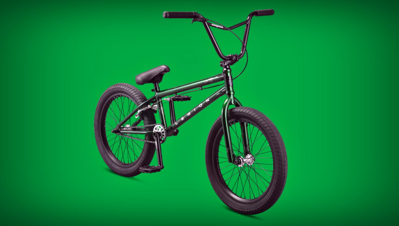 mongoose legion l100 bmx bike