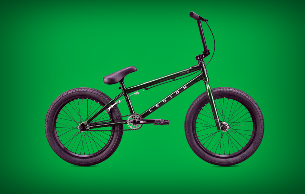 2021 mongoose legion l100 bmx bike