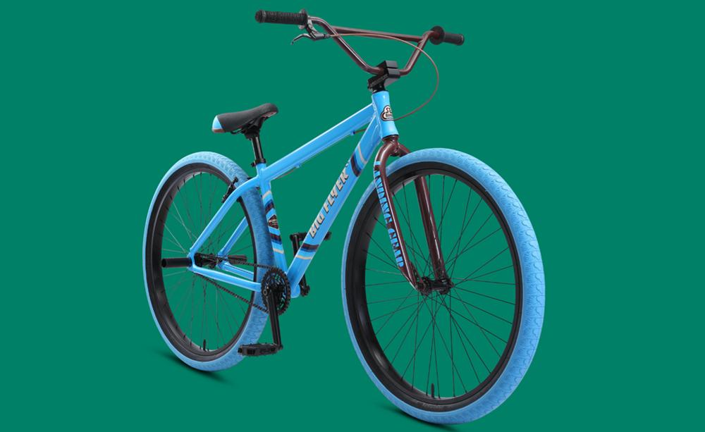 2021 se bike big ripper, bmx bike
