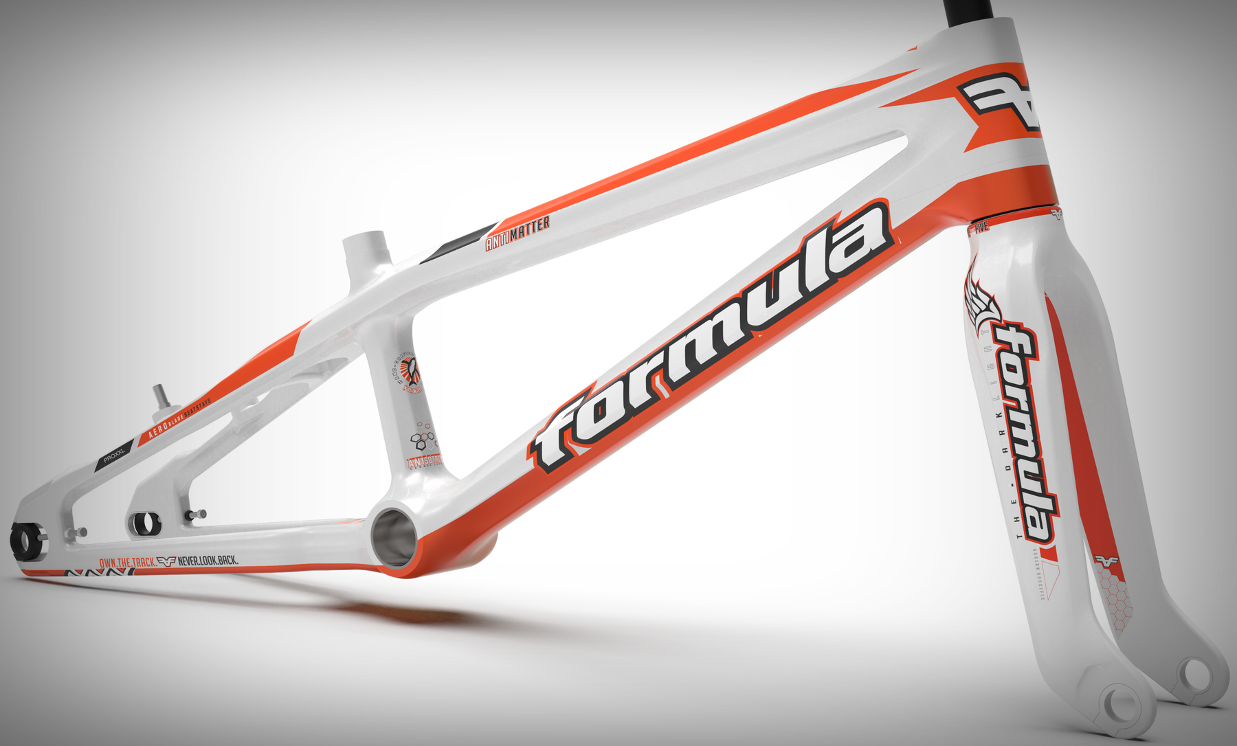 formula bmx race frame antimatter