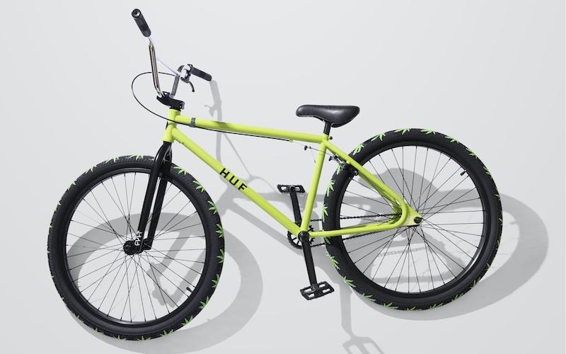 huf cult devotion 26 bmx bike