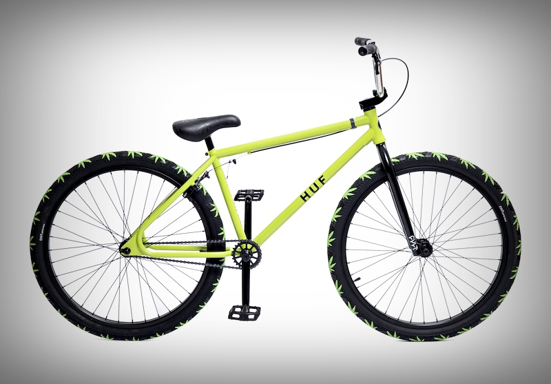 cult huf bmx bike