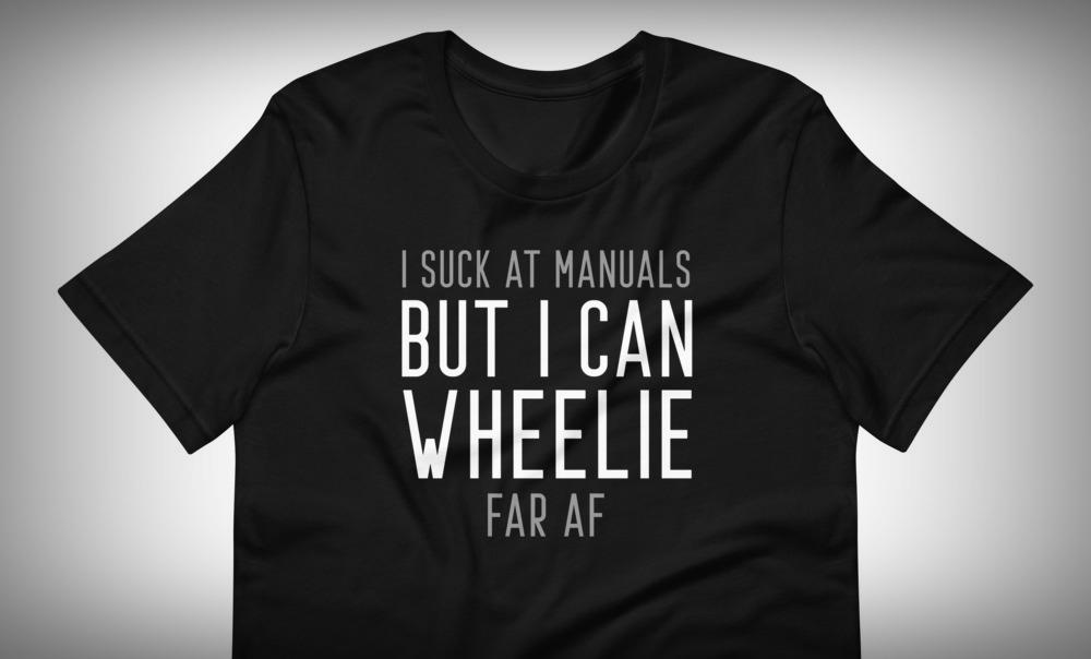 i suck at wheelies
