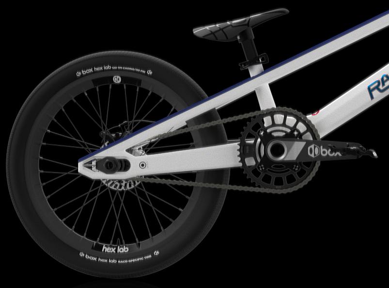 race inc race series bmx bike