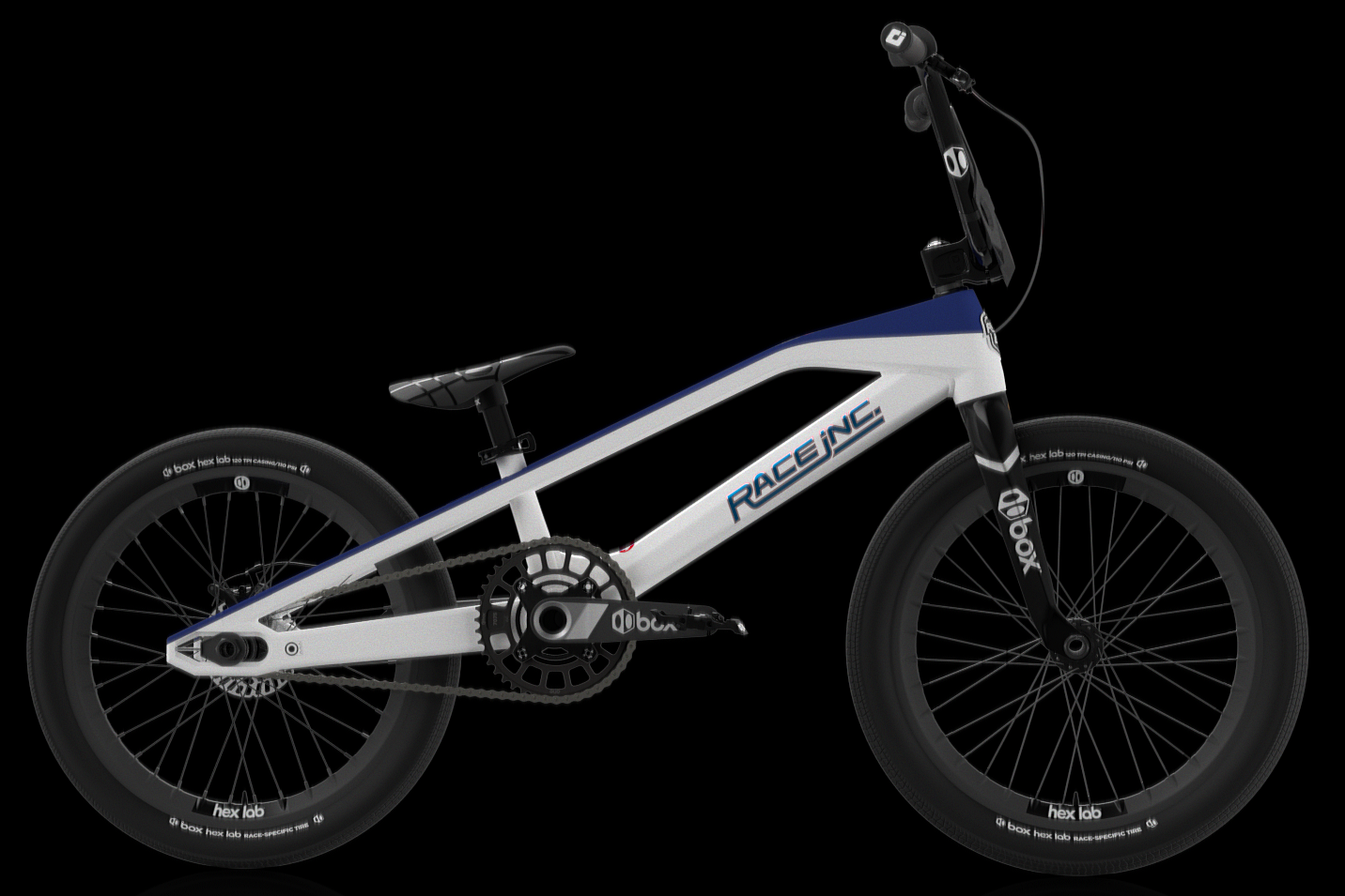 race inc race series bmx bike