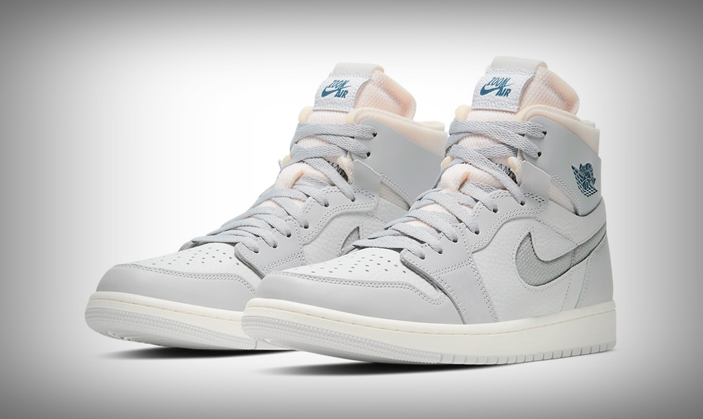 air jordan 1 high zoom sneakers