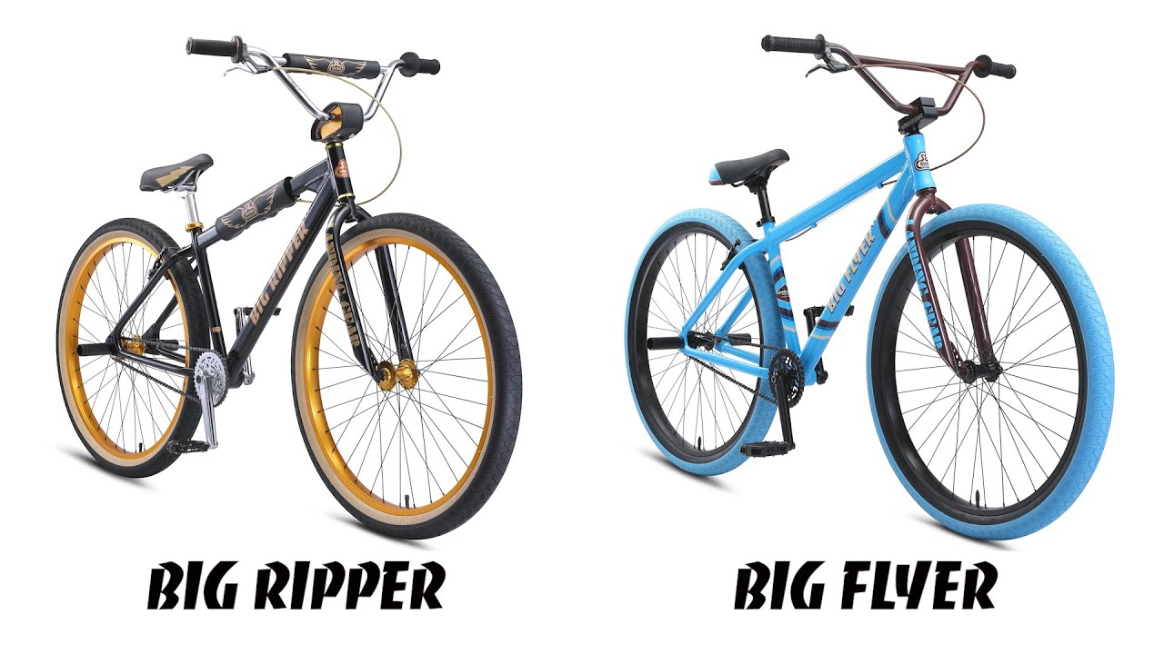 big ripper vs big flyer