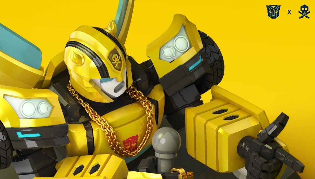 bumblebee quiccs hiphop