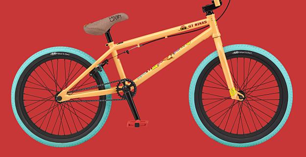 bmx bike gt performer 2021