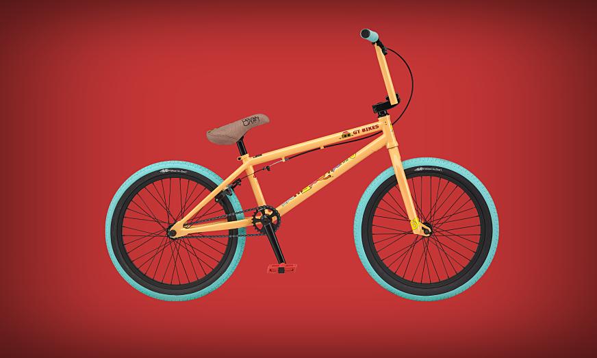 gt performer 20.5 BMX bikes