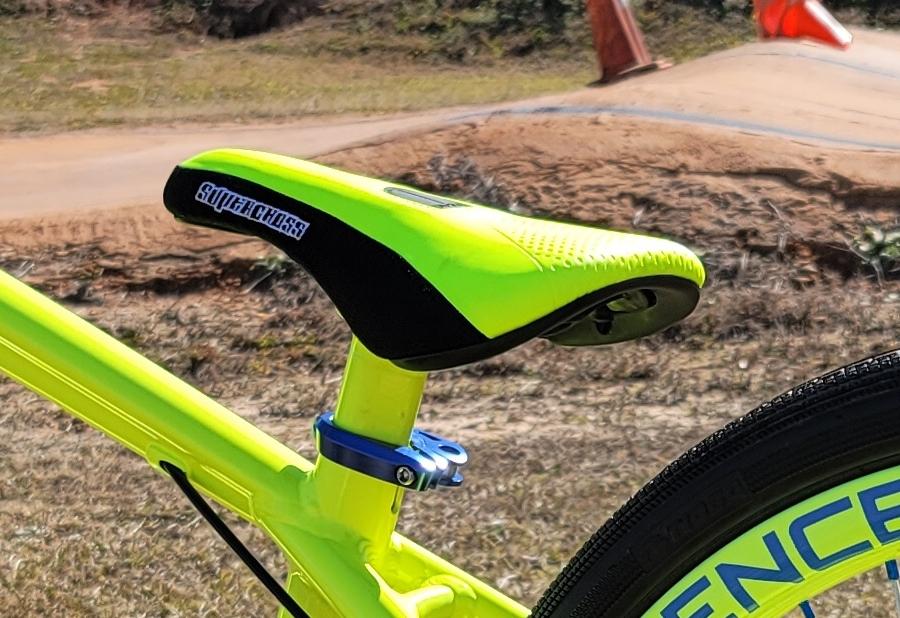 supercross seat