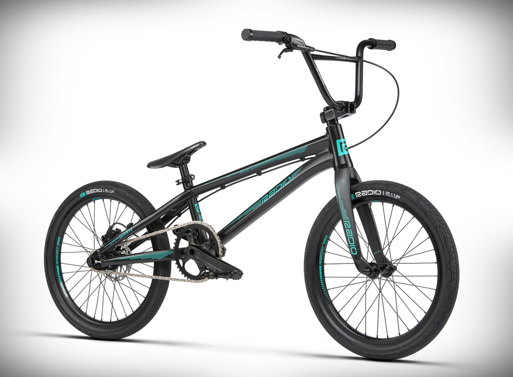 Radio 2021Quartz BMX bike