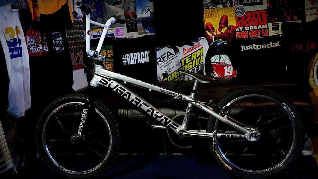 sugar cayne frame BMX