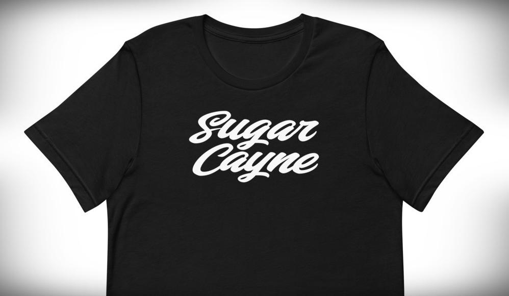 sugar cayne tee