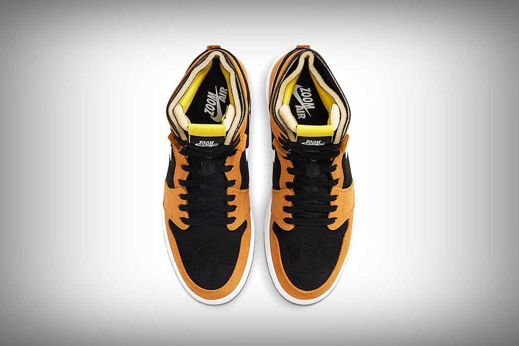 air jordan high zoom modern orange