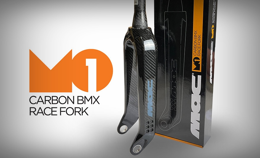 mac m1 carbon bmx forks