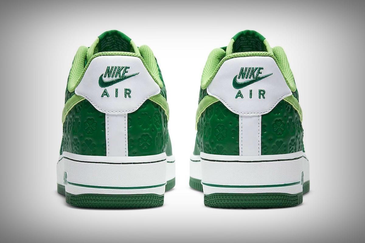 nike air force 1 heels