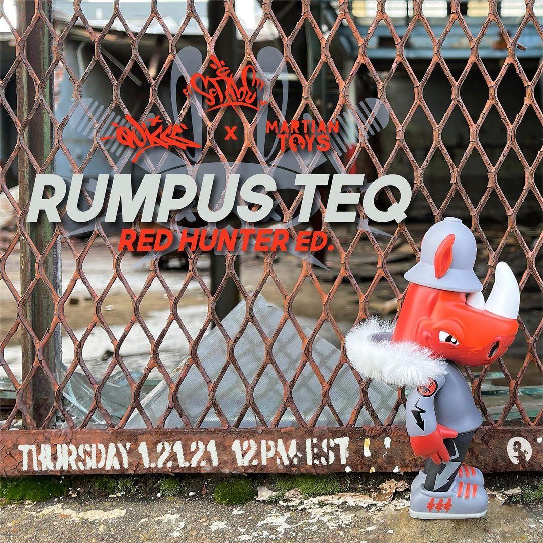 rumpus the rhino