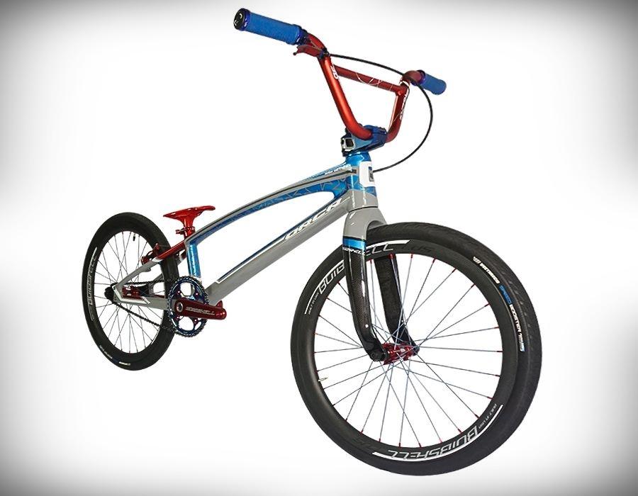 advent orca bmx racing bike