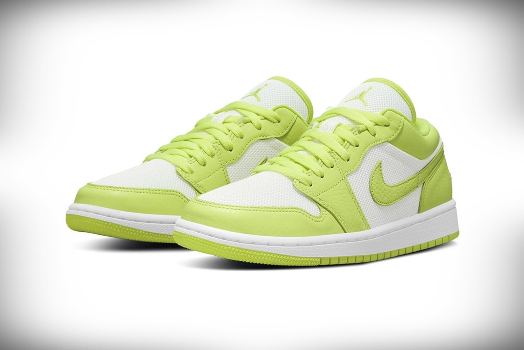nike low limelight sneakers