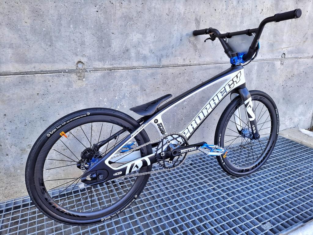 Prophecy bmx bike