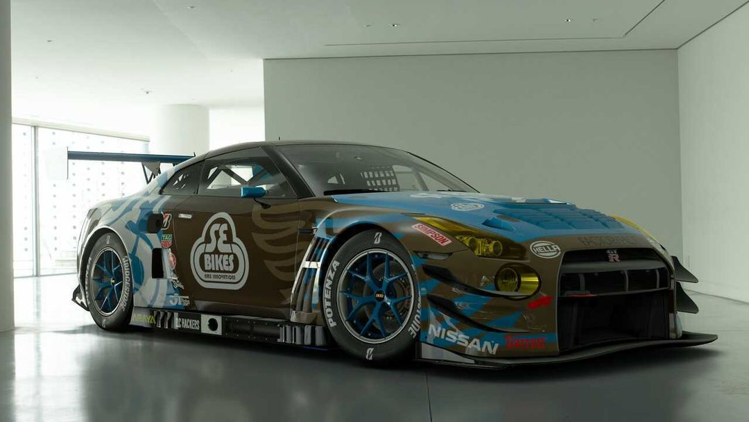 se bikes, Nissan GT-R Nismo GT3