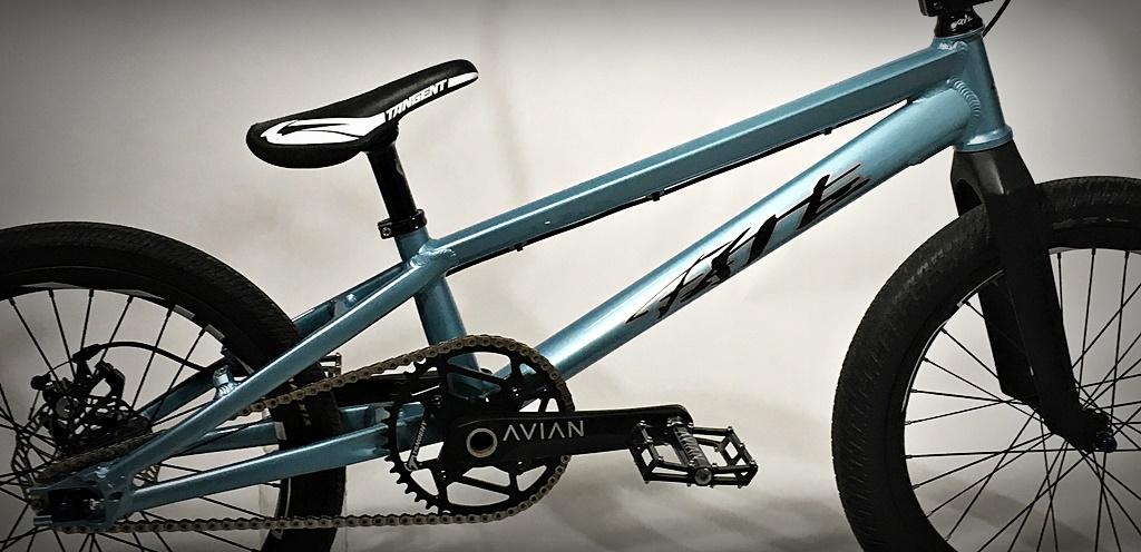 fate rat rod bmx bike